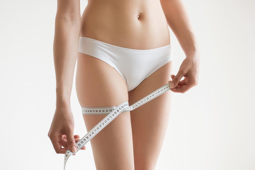 太もものベイザー脂肪吸引